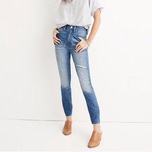 Madewell Jeans - 🚫SOLD🚫 Madewell Rigid Skinny Jeans